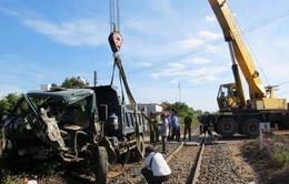 Phú Yên: TNGT đường sắt, 1 người bị thương