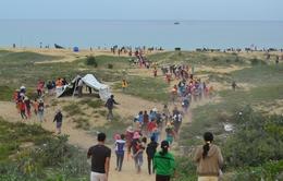 Diễn tập phòng chống thảm họa cho các tỉnh ven biển Bắc Bộ