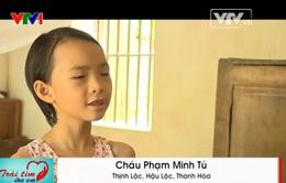 """Ước mơ đến trường của cháu Minh Tú được """"nối dài"""" nhờ TTCE"""