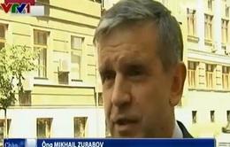 Nga phản ứng về tuyên bố của Tổng thống Ukraine đề cập tới vấn đề Crimea