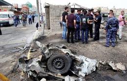Đánh bom đẫm máu tại Iraq, hơn 60 người thiệt mạng
