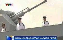 Trung Quốc tiếp tục hiện đại hóa và cải thiện năng lực quân sự