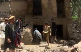 Lũ quét tại Afghanistan, ít nhất 73 người chết