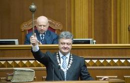 Tân Tổng thống Ukraine vạch kế hoạch ổn định tình hình tại lễ nhậm chức