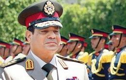 Ông al-Sisi tuyên thệ nhậm chức Tổng thống Ai Cập