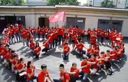 Cộng đồng người Việt tại Liên bang Nga hướng về biển đảo