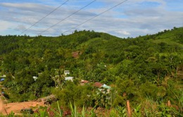 Quảng Nam: Động đất liên tiếp tại Bắc Trà My