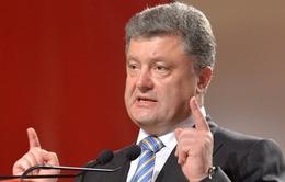 Tổng thống Ukraine sẵn sàng đối thoại với người biểu tình