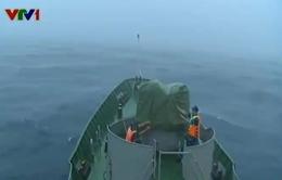 Cập nhật Biển Đông sáng 12/6: Điều kiện thời tiết phức tạp, tàu Việt Nam hoạt động khó khăn