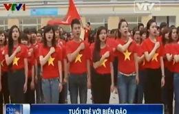 Sức trẻ Việt Nam lan tỏa, cùng nhau hướng về biển đảo Tổ quốc