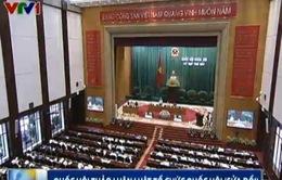 Quốc hội thảo luận Luật Tổ chức Quốc hội (sửa đổi)