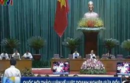 Quốc hội thảo luận về Luật Doanh nghiệp (sửa đổi)