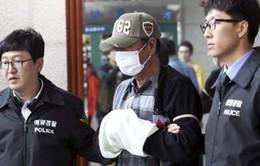 Hàn Quốc mở lại phiên tòa xét xử các thủy thủ phà Sewol