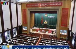 Quốc hội thảo luận về Dự thảo Luật Nhà ở (sửa đổi)