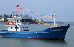 Đóng tàu vỏ sắt cho ngư dân phải an toàn, hiệu quả
