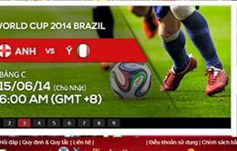 Ngăn chặn hơn 3.000 website cá độ mùa World Cup