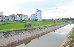 Ưu tiên đầu tư phát triển hạ tầng thủy lợi
