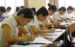 Hôm nay (4/7), hơn 570.000 thí sinh bước vào đợt 1 kì thi ĐH, CĐ 2014