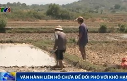 Vận hành liên hồ chứa để đối phó với khô hạn