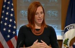 Mỹ lo ngại về các vụ phóng tên lửa của Triều Tiên