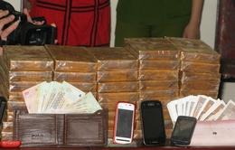 TP.HCM: Phá đường dây buôn ma túy lớn cùng nhiều vũ khí