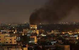 Thêm 3 người thiệt mạng trong cuộc không kích của Israel ở Gaza