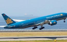14 chuyến bay của Vietnam Airlines bị ảnh hưởng do thời tiết xấu