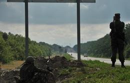 Nga yêu cầu Ukraine chấm dứt nã pháo qua biên giới