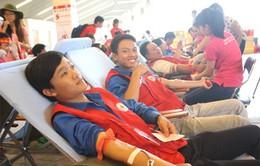 """""""Hành trình đỏ"""" tại Tuyên Quang tiếp nhận gần 300 đơn vị máu"""