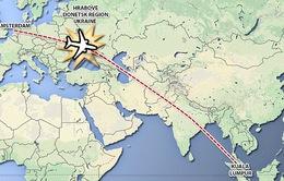 Máy bay Malaysia rơi tại Ukraine: Đã tìm thấy 100 thi thể hành khách