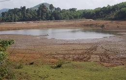 Bình Định: Nhiều hồ thủy lợi không còn khả năng cấp nước tưới