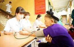32.500 người cao tuổi sẽ được khám bệnh miễn phí