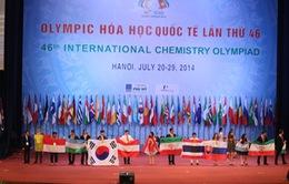 Bế mạc Olympic Hóa học quốc tế năm 2014