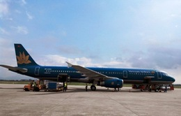 Hành khách bất tỉnh, máy bay Vietnam Airlines hạ cánh khẩn