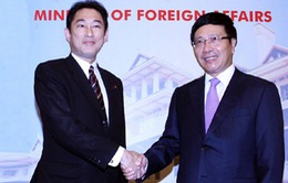 Ủy ban Hợp tác Việt Nam - Nhật Bản họp phiên thứ 6