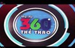 Nhịp đập 360 độ thể thao ngày 4/8/2014