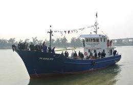 Quảng Ngãi huy động hơn 40 tỷ đồng hỗ trợ ngư dân bám biển