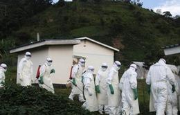 Dịch Ebola tiếp tục diễn biến phức tạp