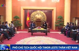 Phó Chủ tịch Quốc hội Timor Leste thăm Việt Nam