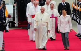 Giáo hoàng Francis thăm Hàn Quốc