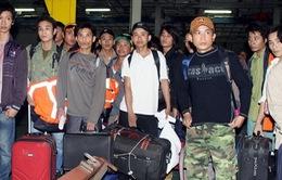 Đã có 1.201 lao động Việt Nam từ Libya về nước