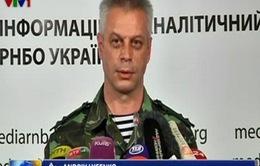 Chiến sự căng thẳng tại miền Đông Ukraine