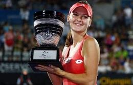 Radwanska lên ngôi vô địch ở Sydney