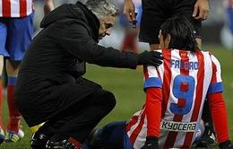Atl. Madrid cười trong nước mắt, Madrid đại thắng