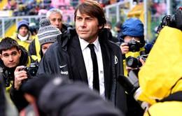 Conte thản nhiên đón nhận thất bại trước Lazio