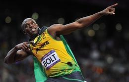 Những người đứng sau thành công của Usain Bolt