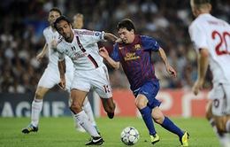 2h45, Milan - Barca: Duyên nợ trùng phùng
