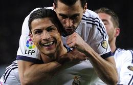 Ronaldo: Ông vua mới ở Camp Nou