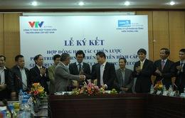 VCTV ký kết hợp đồng hợp tác với CMC Telecom