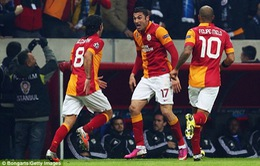 11 ngôi sao Champions League: Tự hào Istanbul!